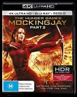 The Hunger Games - Mockingjay : Part 2 (Blu-ray, 2016, 2-Disc Set)