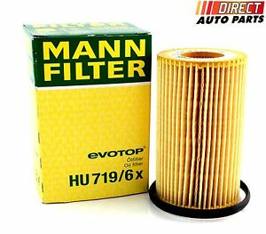 audi volkswagen oil filter mann hu   engine oil filter ebay
