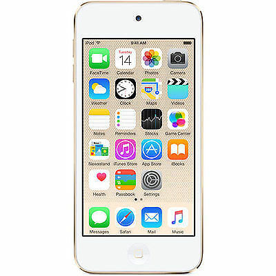 Apple Ipod Mkh02ll A Touch 6th Generation Gold 16gb For Sale Online Ebay