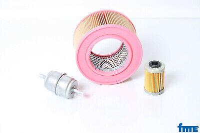 Filterset Weber Rüttelplatte TC 66 S Motor Hatz 1D41S Filter