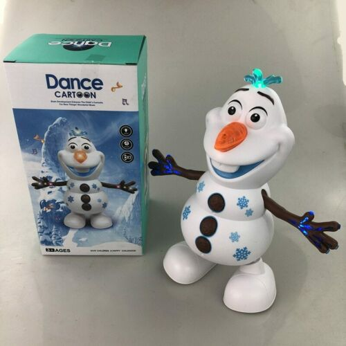 Electric Dancing Music Snowman Toy For Christmas Gifts NEW 2020 Kids Toy Animatr
