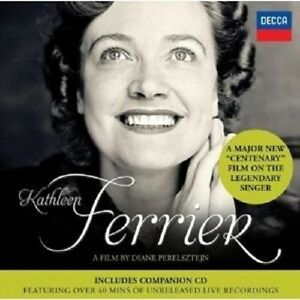 The-Little-Orchestra-Society-Kathleen-Ferrier-Documentary-CD-DVD-NUOVO