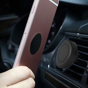 Interni auto Kit 8x Placchette adesivo 3M metallica smartphone per supporti magnetici auto Auto e moto: ricambi e accessori
