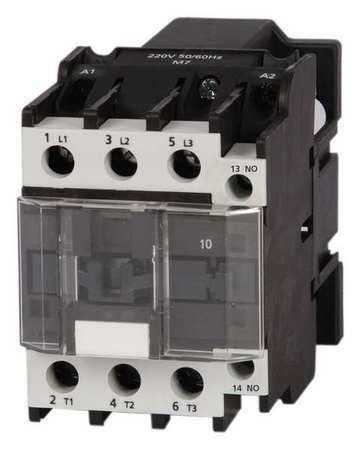 Dayton 6Eaw2 120Vac Non-Reversing Iec Magnetic Contactor 3P 32A