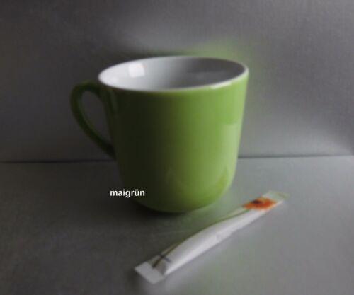 Dibbern 1 Becher mit Henkel rund 0,32 l Solid Color NEU