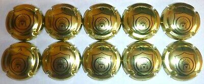 capsule de champagne Guillette Brest  en relief new !!!!!