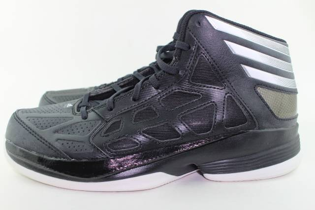 ADIDAS CRAZY SHADOW J G56459 BLACK YOUTH SIZE 6.5 SAME AS WOMAN 8.0 NEW