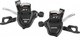 Shimano Deore XT bicicleta-palanca par sl-m780 set 2 2 2 - 3x 10-especializada  ganancia cero
