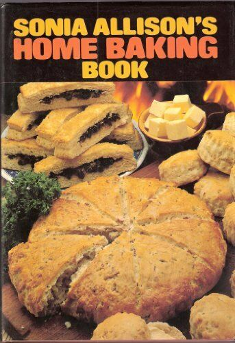 Home Baking Book By Sonia Allison