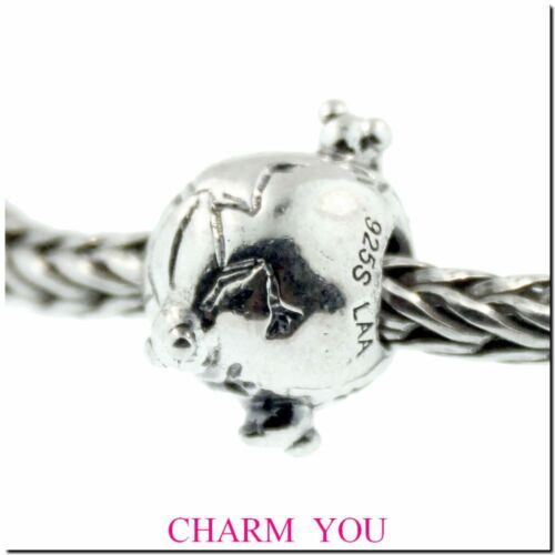 Authentic Retired TROLLBEADS 11208 grenouilles