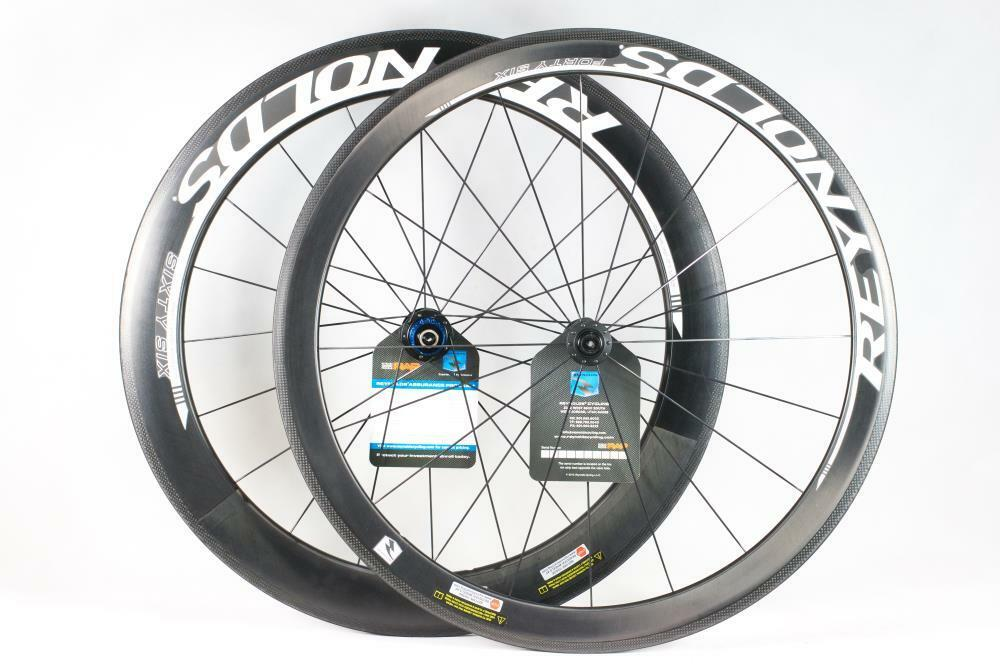 Reynolds FORTY SIX SIXTY SIX Clincher Carbon Road Wheelset 700c