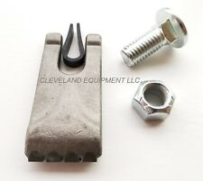AT-5 Square Hole Replacement Auger Teeth w// Hardware SQ58-58PB 9