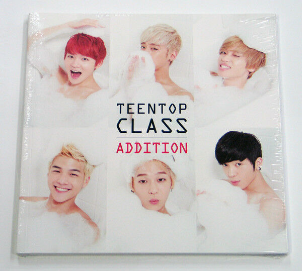 TEEN TOP - Teen Top Class Addition (4th Mini REPACKAGE) CD+Photobook+Photocard