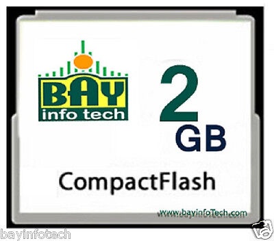 Cisco N7K-CPF-2GB= Nexus Compact Flash Memory FD