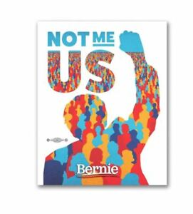 Bernie-Sanders-2020-For-President-Not-Me-US-Bumper-Sticker-Decal