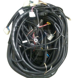 image is loading sl55-vp-complete-wiring-harness-for-daewoo-solar-