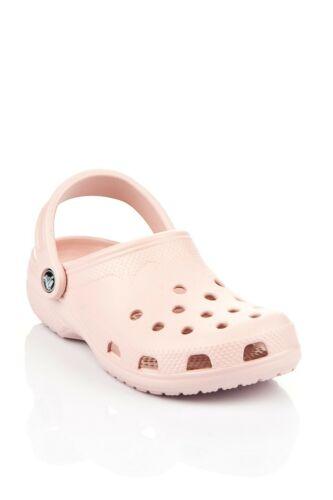 Crocs Beach Mädchen Kinder Clogs Hausschuhe Sandale Gartenschuhe Schlappen rosa