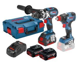 Bosch-GSB-18-V-85-C-GDX-18-V-200-C-Twin-Kit-2-x-5-0Ah-in-L-BOXX-06019G4273