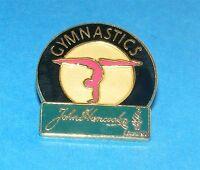 ATLANTA 1996 Olympic Collectible Sponsor Pin - John Hancock Gymnastics
