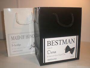 Wedding Gift Bags For Groomsmen : Home & Garden > Wedding Supplies > Other Wedding Supplies