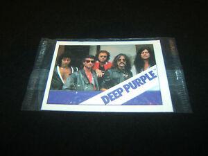 DEEP-PURPLE-WONDER-BREAD-FAN-CLUB-CARD-NEW-SEALED-ORIGINAL-AND-OFFICIAL-1985