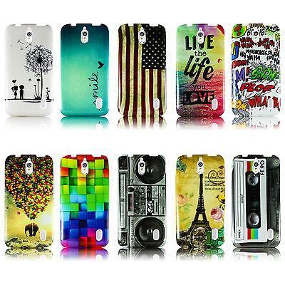 Huawei Y625 Smartphone Handy-Hülle Schutz-Hülle Case Tasche Bumper Tasche Cover