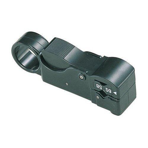 3 Blade Model RG-58//59//62//6//3C2V//4C//5C Eclipse 200-005 Coax Stripper For
