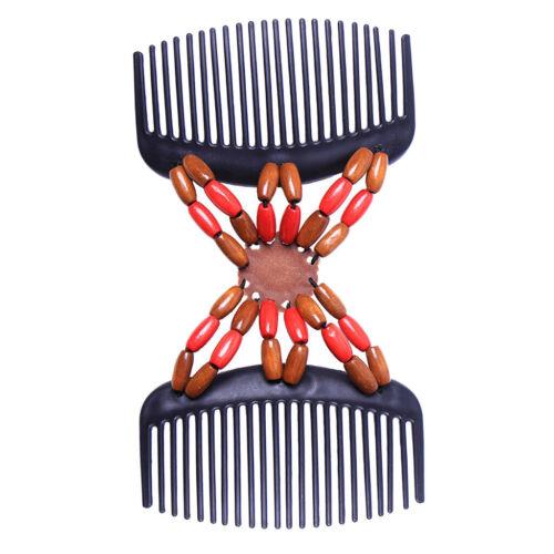 Dehnbarer Haar-Clips Haarklammer Haarspange Haarkamm für Verschiedene