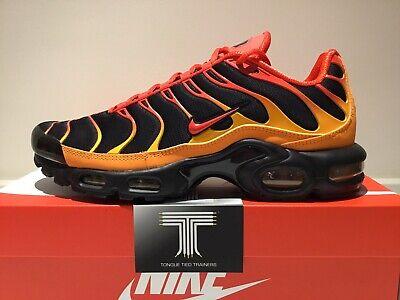"Nike Air Max Plus TN ""Volcano""~ DA1514 001 ~ Uk Size 8"