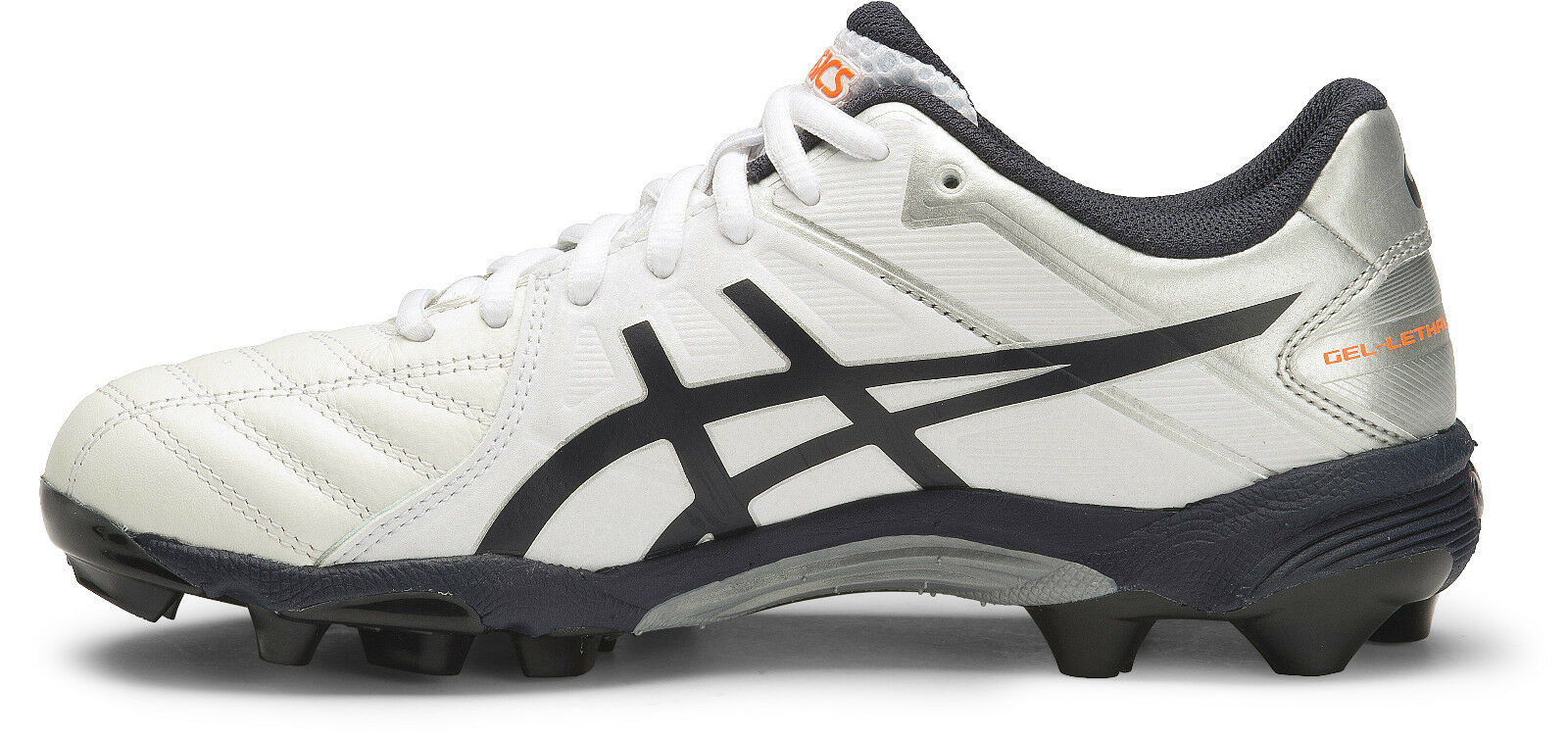 Asics Gel Lethal Ultimate (0150) GS 12 Kids Football Schuhes (0150) Ultimate + Free Aus Delivery ae0f5f