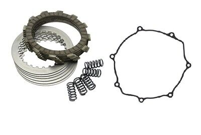 2009 Fits Tusk Heavy Duty Clutch Kit with Springs and Clutch Cover Gasket Kawasaki KX100 1998