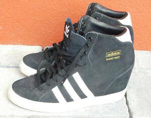Détails sur BASKET black PROFI montante ADIDAS taille 41 13 UK 7 12 US 9 Shoe escarpin