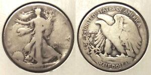 1921-WALKING-LIBERTY-HALF-DOLLAR-034-KEY-DATE-034-50-SILVER-COIN-LOT-2