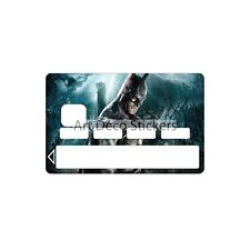 Stickers Autocollant Carte bancaire - Skin - CB Batman 1127 1127