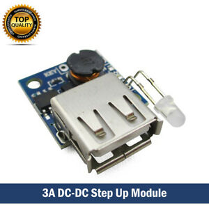 Module-d-039-alimentation-3A-Step-Up-Boost-DC-DC-2-6-5-5V-Avec-indicateur-batterie