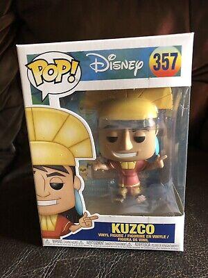 Funko POP Disney New Groove 357 Kuzco