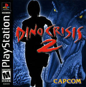 Dino-Crisis-2-PS1-Great-Condition-Fast-Shipping