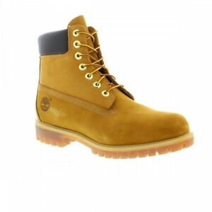 Timberland Mens 6 Inch Premium - 10061 Wheat (Brown) Mens Boots