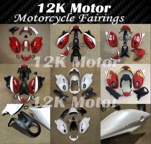 Fit-For-DUCATI-Monster-659-695-696-796-1100-Fairings-Set-Fairing-Kit-Bodywork