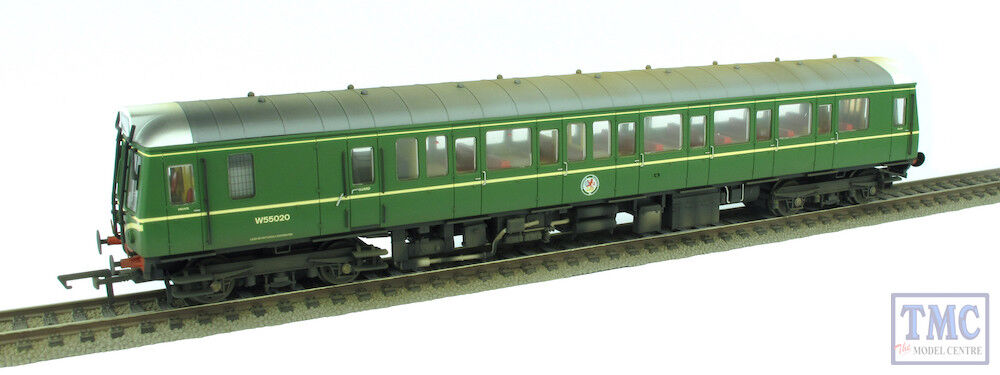4D-009-001 Dapol OO *Class 121 BR verde with Whiskers W55020