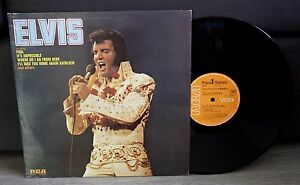 Elvis-Fool-It-039-s-impossible-RCA-461010-1973-Made-in-France