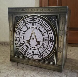 Assassins-Creed-Syndicate-Big-Ben-Collectors-Edition-PlayStation-4-New-FREE-P-amp-P