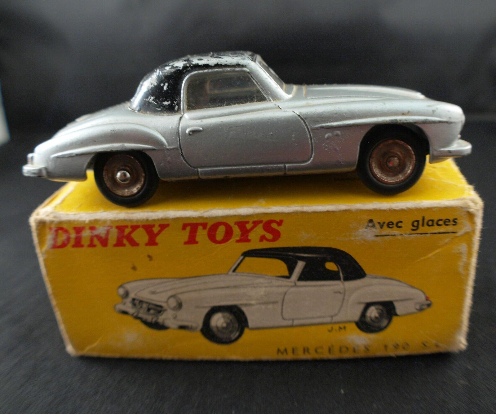 Dinky toys gb    526 mercedes benz 190 sl in box  à vendre en ligne
