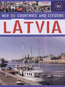 Latvia-New-EU-Countries-amp-Citizens-Bultje-Jan-Willem-Hardcover-Very-Good-B