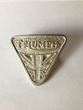 Triumph Triangle Belt Buckle
