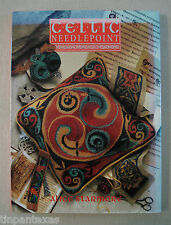 Celtic Needlepoint by Alice Starmore 1994, Hardcover w/ Jacket 1st US Ed. 1994