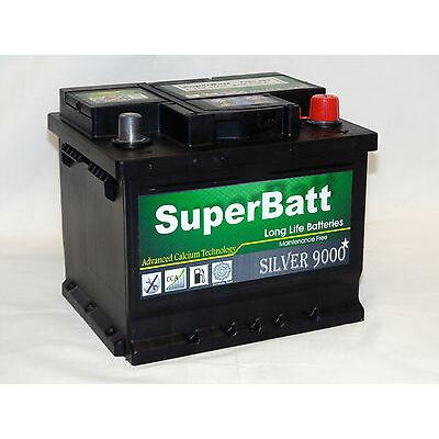 SuperBatt 063 Car Battery Citroen C1 C2 C3 C4 Petrol Check Compatibility