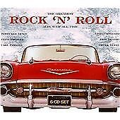 Various Artists : The Greatest Rock n Roll Alb CD Expertly Refurbished Product