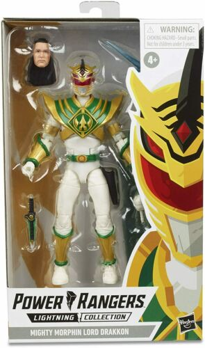 POWER RANGERS LIGHTNING COLLECTION MIGHTY MORPHIN LORD DRAKKON EVIL TOMMY MMPR