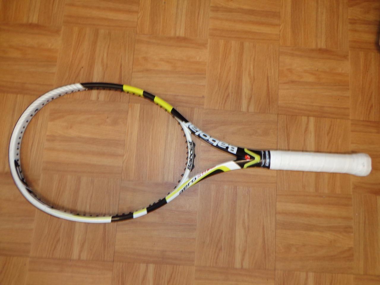 Babolat Aero Storm GT 98 Head 4 3 8 Grip 10.6 oz (environ 300.50 g) Raquette de Tennis